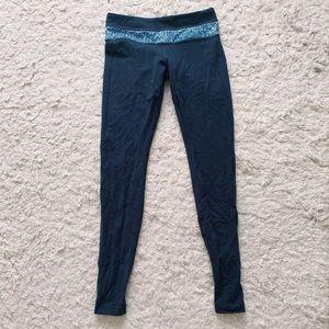 Lululemon gray leggings size 6